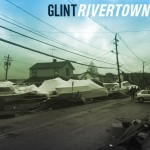 "This is the cover I designed (photo by Adam Jordan) for GLINT's ""Rivertown Relief Effort"" EP, aimed at raising funds for Hurricane Sandy relief."