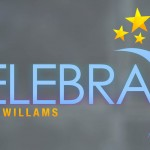Celebrate with LA Williams Logo