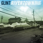 "The cover to GLINT's ""Rivertown Relief Effort"" EP, released to raise funds for victims of Hurricane Sandy."